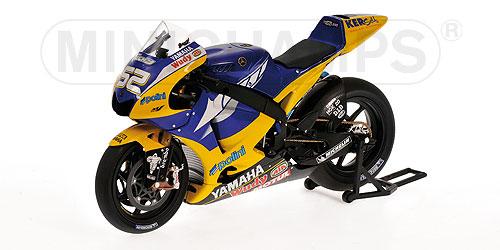 Toseland 2008 Yamaha