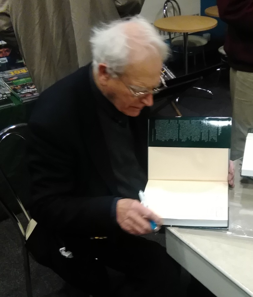 David Owen Signing BRM Evening 2017