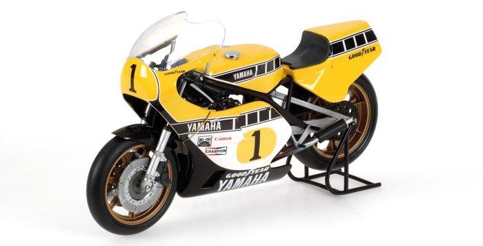 Kenny Roberts YZR500 Yamaha
