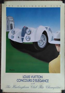 The Hurlingham Club Poster