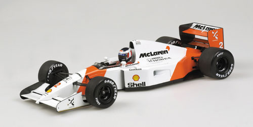 Gerhard Berger MP4-7 1:18 Minichamps