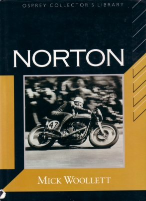 Norton by Mick Woollett