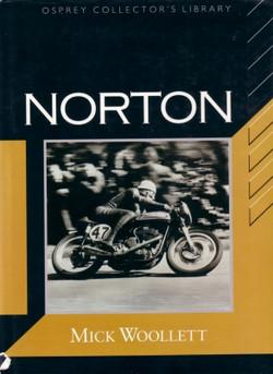 Norton by Mick Woollett