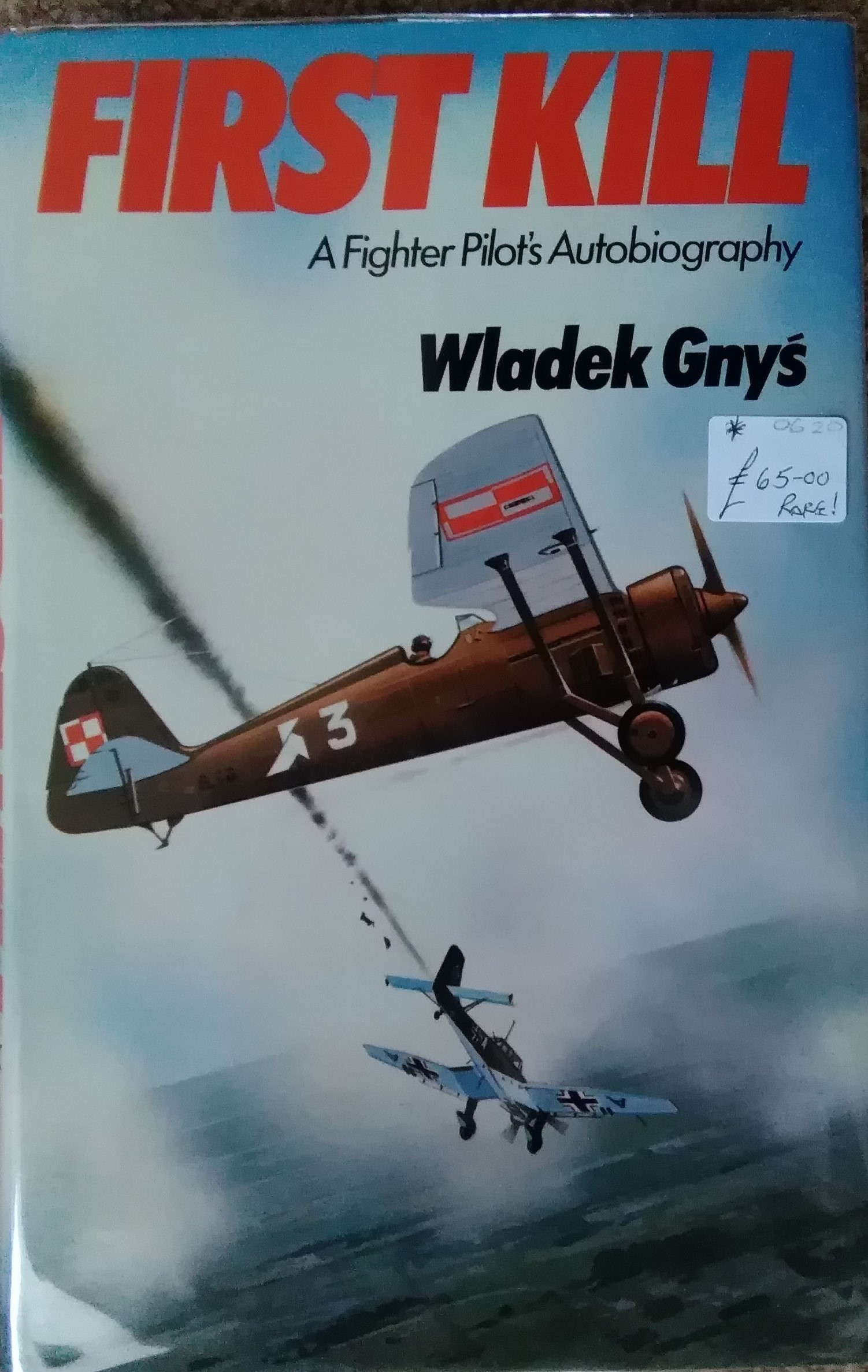 First Kill-Wladek Gnys-First Edition