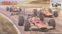 Mike Costin Signed FDC