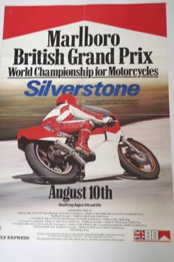 Marlboro GP Silverstone 1980