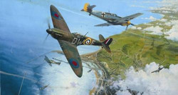 The Battle For Britain By Robert Taylor.