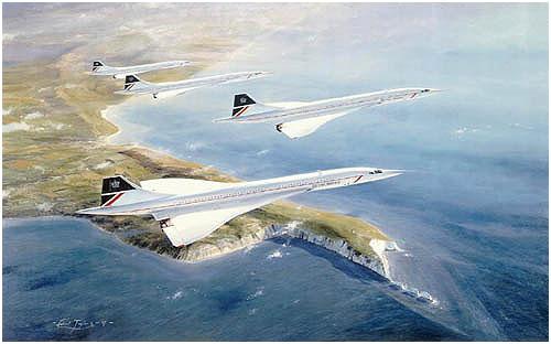 Concorde Formation-Robert Taylor