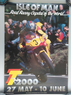 Original TT Poster From 2000