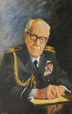 Sir Arthur Harris by Stan Baldock