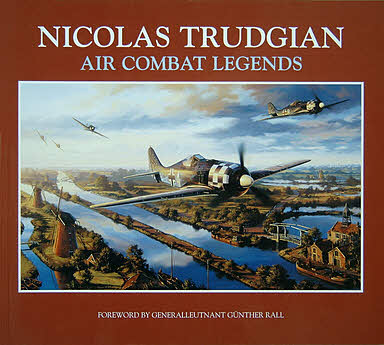 Air Combat Legends N.Trudgian Softback