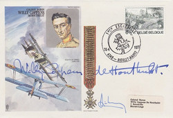 Willy Coppens FDC