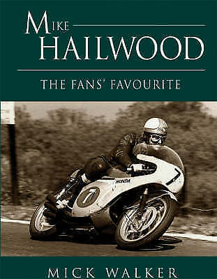 Mike Hailwood - by Mick Walker