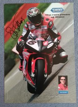 Sean Emmett Signed Poster