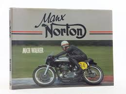 Manx Norton-Mick Walker