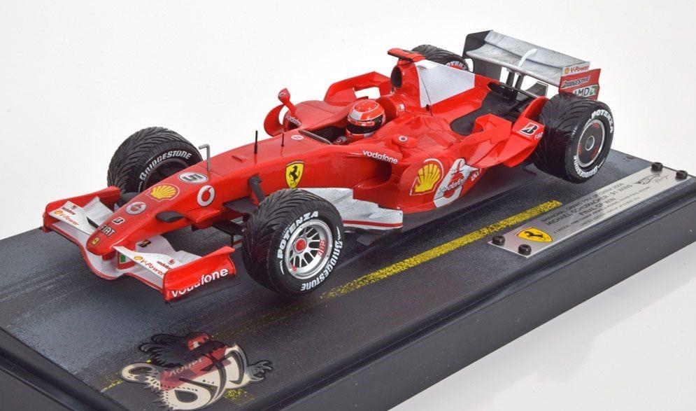 M.Schumacher 2006 Shanghai (J2995).