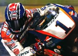 Mick Doohan Repsol Honda