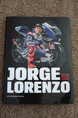 Jorge Lorenzo by Matthew Roberts