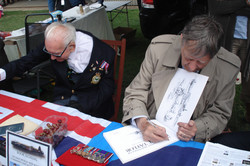 Little Gransden Airshow Signing