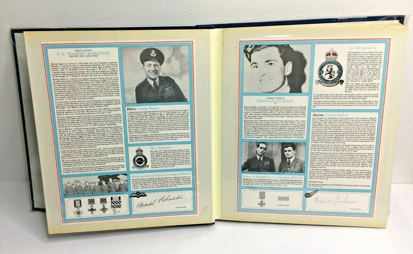Bomber Command Profile Set 1