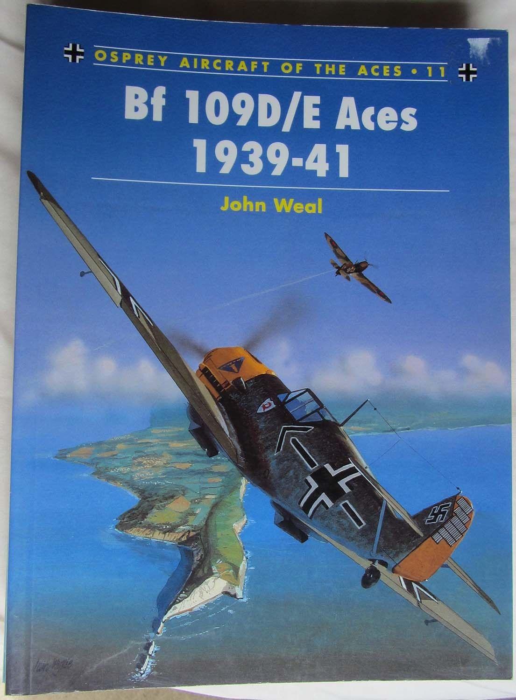 BF109D E Aces 1939-41