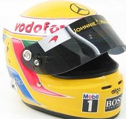 Hamilton 2010 1:2 Scale Helmet