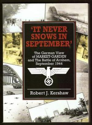 It Never Snows In September- Kershaw