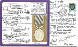 Multi Signed DFM First Day Cover
