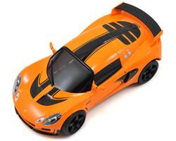 Lotus Exige Orange