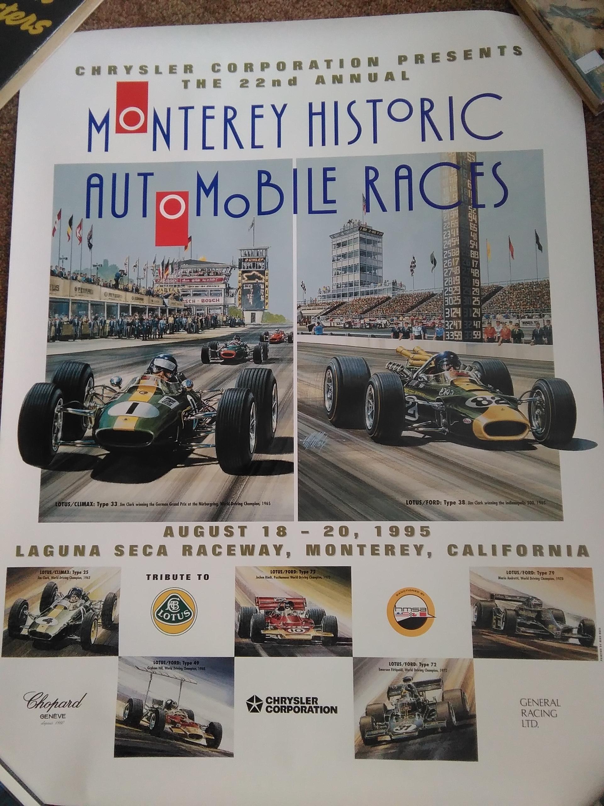 Monterey Historic-Lotus-Clark