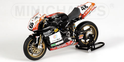 David Garcia 998RS WSB Ducati