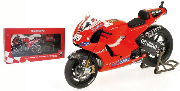 Nicky Hayden 2010 Ducati