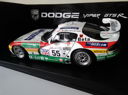 AutoArt Dodge Viper GTSR 89823