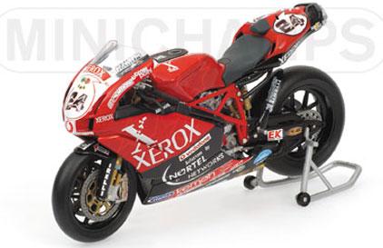 Garry McCoy 2004 WSB Ducati