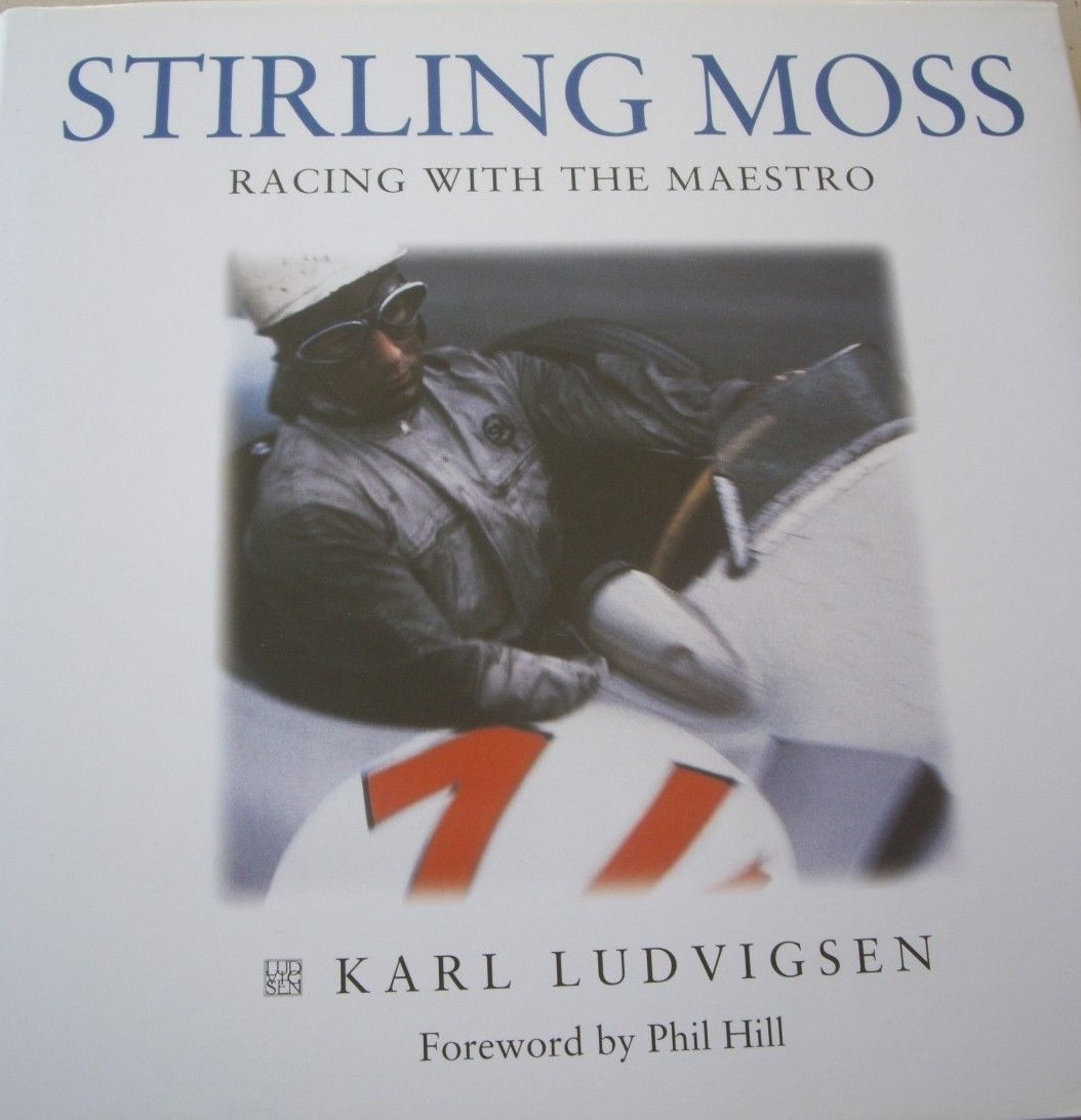 Stirling Moss Ludvigson Book