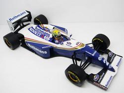 Senna Rothmans Williams