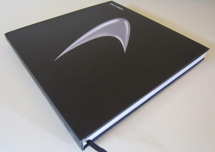 McLaren Wins Books