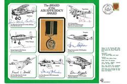 Multisigned AE Award FDC