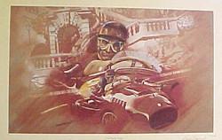 Fangio by Craig Warwick