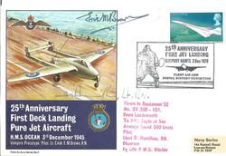 25th Anniversary First Deck Landing-Eric