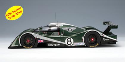 AutoArt Bentley Speed 8 No.8