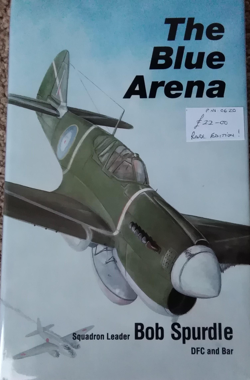 The Blue Arena-Bob Spurdle