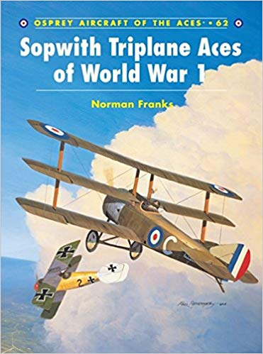 Sopwith Triplane Aces Of WWI (Osprey) Bo