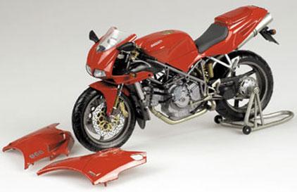 Ducati 996 Street Bike