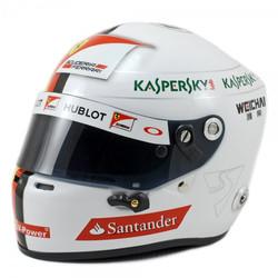 Vettel 2015 helmet