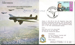 Dave Shannon Signed FDC