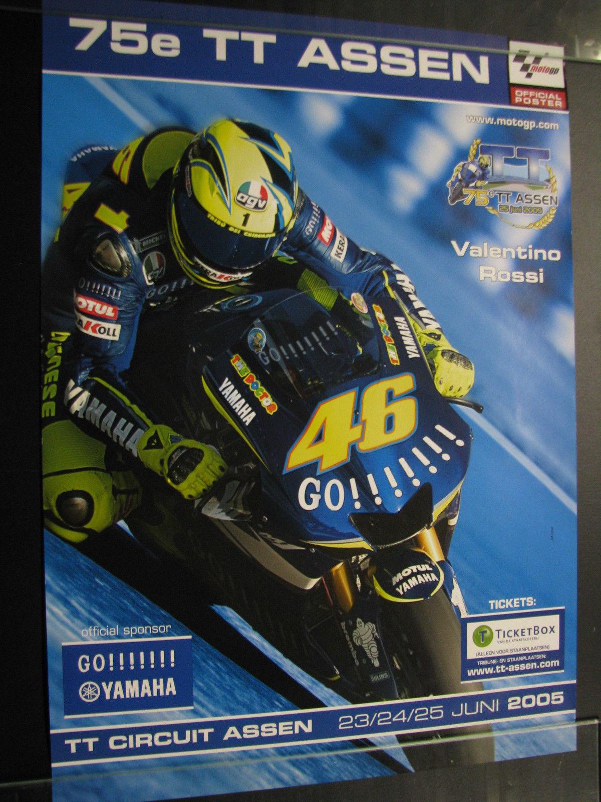 2005 Assen Poster