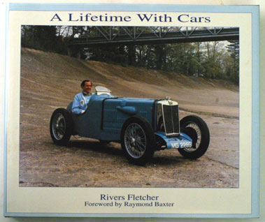 A Lifetime With Cars-Rivers Fletcher