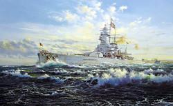 The Graf Spee-Simon Atack