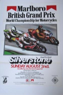 British GP Silverstone 1981